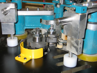 FAS-122: Double Spindle Radius Profiler