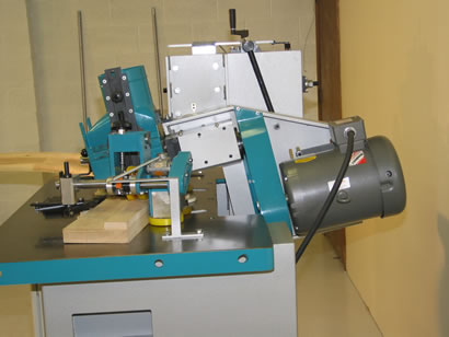 "FAS-HD: 8"" Universal Arch Moulder"