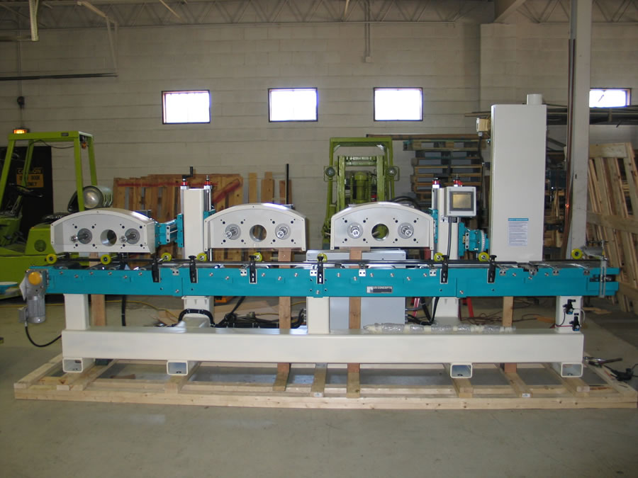HN series Profile Moulding Sander