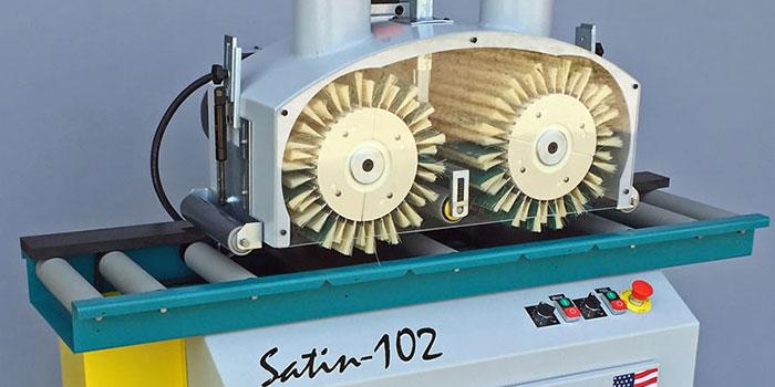 Satin 102 - Lineal Brush Sander