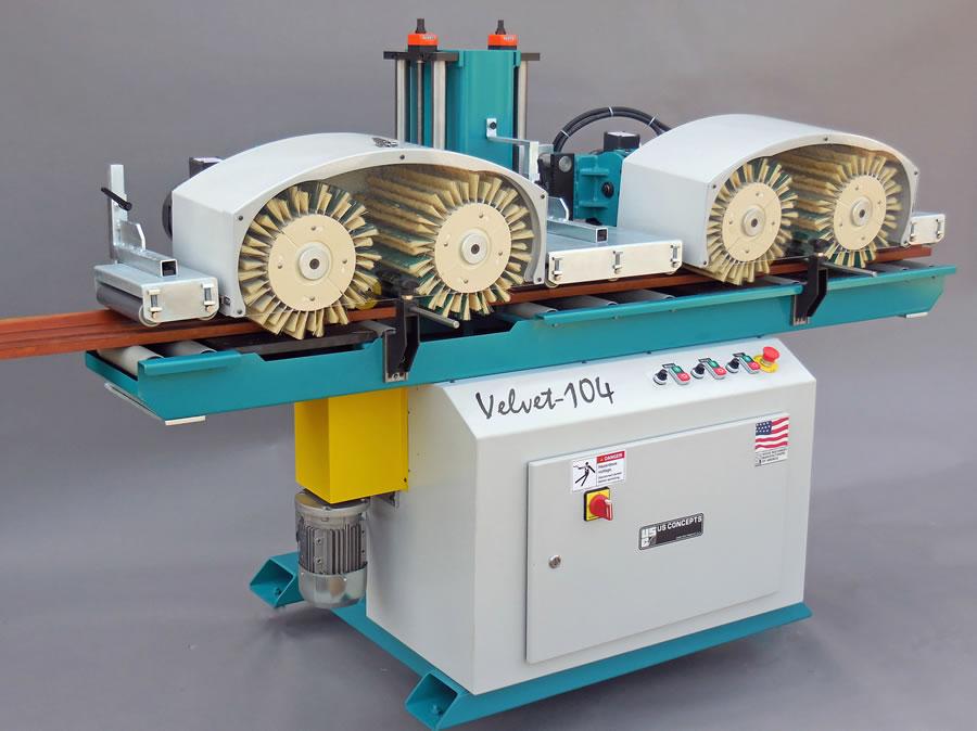 Velvet 104 - Lineal Brush Sander